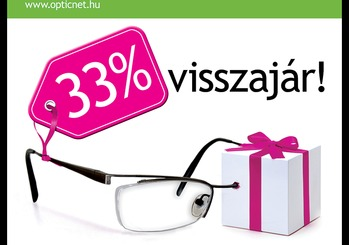 Opticnet - 33% Campaign