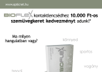 thumbnail of Opticnet - Bioflex campaign